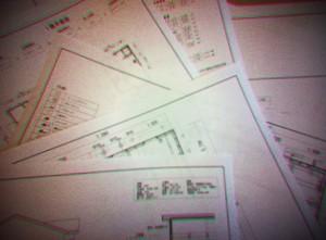 設計図書の作成の過程