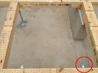 1階床ステージ